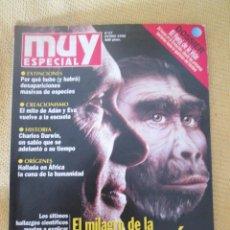 Coleccionismo de Revista Muy Interesante: MUY ESPECIAL -27 OTOÑO 1996 EL MILAGRO DE LA EVOLUCION. Lote 80118581