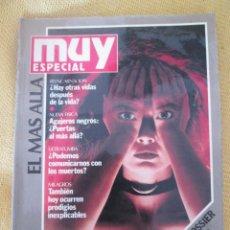 Colecionismo da Revista Muy Interesante: MUY ESPECIAL -4 INVIERNO 1991 EL MAS ALLA. Lote 80119589