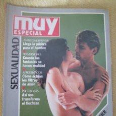 Coleccionismo de Revista Muy Interesante: MUY ESPECIAL - 7 OTOÑO 1991 SEXUALIDAD. Lote 80367985