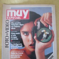 Coleccionismo de Revista Muy Interesante: MUY ESPECIAL - 8 INVIERNO 1992 FOTO + VIDEO. Lote 80368553