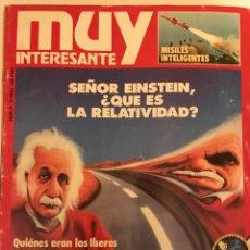 Coleccionismo de Revista Muy Interesante: LOTE REVISTAS DE MUY INTERESANTE. Lote 80882487