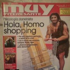 Coleccionismo de Revista Muy Interesante: MUY INTERESANTE -N 342 - NOVIEMBRE 2008. Lote 81039768