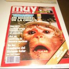 Collectionnisme de Magazine Muy Interesante: REVISTA MUY INTERESANTE Nº 107 ABRIL 1990. Lote 82952412