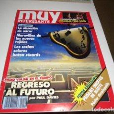 Collectionnisme de Magazine Muy Interesante: REVISTA MUY INTERESANTE Nº 106 MARZO 1990. Lote 82952460