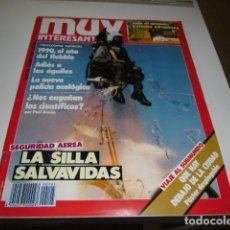 Collectionnisme de Magazine Muy Interesante: REVISTA MUY INTERESANTE Nº 105 FEBRERO 1990. Lote 82952564