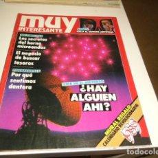 Collectionnisme de Magazine Muy Interesante: REVISTA MUY INTERESANTE Nº 92 ENERO 1989. Lote 82952960