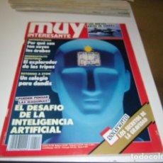 Coleccionismo de Revista Muy Interesante: REVISTA MUY INTERESANTE Nº 114 NOVIEMBRE 1990. Lote 82953608