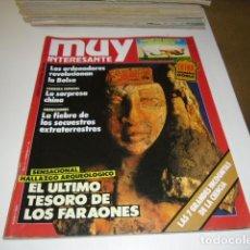 Collectionnisme de Magazine Muy Interesante: REVISTA MUY INTERESANTE Nº 84 MAYO 1988. Lote 82953680