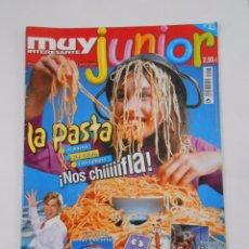 Coleccionismo de Revista Muy Interesante: REVISTA MUY INTERESANTE. JUNIOR Nº 43. MAYO 2008. LA PASA NOS CHIFLA. INCLUYE POSTER. TDKR35. Lote 84342348