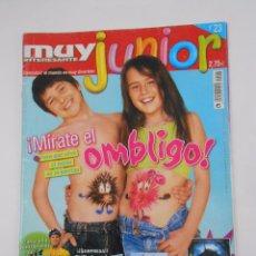 Coleccionismo de Revista Muy Interesante: REVISTA MUY INTERESANTE. JUNIOR Nº 23. SEPTIEMBRE 2006. MIRATE EL OMBLIGO. TDKR35 . Lote 84349948