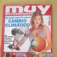 Coleccionismo de Revista Muy Interesante: MUY INTERESANTE 319 DICIEMBRE 2007. Lote 84967996