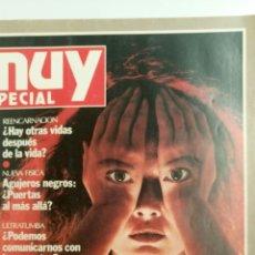 Coleccionismo de Revista Muy Interesante: MUY ESPECIAL, EL MAS ALLÁ, 1991. Lote 86275310