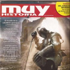 Colecionismo da Revista Muy Interesante: MUY HISTORIA - LA VIDA COTIDIANA EN LA EDAD MEDIA ESPAÑOLA. Lote 87084864