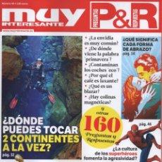 Sammeln von Zeitschriften Muy Interesante - MUY INTERESANTE PREGUNTAS & RESPUESTAS N. 40 (NUEVA) - 101018272