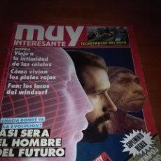 Coleccionismo de Revista Muy Interesante: MUY INTERESANTE NUMERO 123 AGOSTO 1991. B5R. Lote 89555444