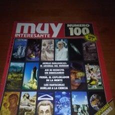 Coleccionismo de Revista Muy Interesante: MUY INTERESANTE NUMERO 100 SEPTIEMBRE 1989. B5R. Lote 89555528
