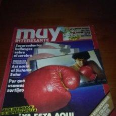 Coleccionismo de Revista Muy Interesante: MUY INTERESANTE NUMERO 88 SEPTIEMBRE 1988. B5R. Lote 89555556