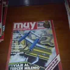 Coleccionismo de Revista Muy Interesante: MUY INTERESANTE NUMERO 72 1987. B5R. Lote 89555868