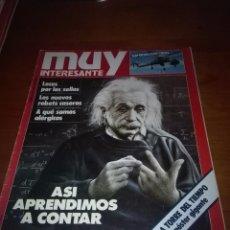 Coleccionismo de Revista Muy Interesante: MUY INTERESANTE NUMERO 35 IV. 1984. SIN POSTER. B5R. Lote 89556640