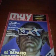 Coleccionismo de Revista Muy Interesante: MUY INTERESANTE NUMERO 37 VI. 1984. B5R. Lote 89556832