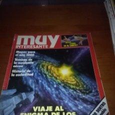 Coleccionismo de Revista Muy Interesante: MUY INTERESANTE NUMERO 38 VII. 1984. B5R. Lote 89556912