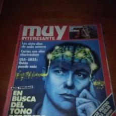 Coleccionismo de Revista Muy Interesante: MUY INTERESANTE NUMERO 31 XI. 1983. B5R. Lote 89557164