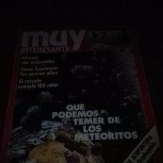 Coleccionismo de Revista Muy Interesante: MUY INTERESANTE. NUMERO 33 II. 1984. B5R. Lote 89557284
