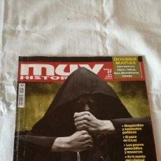 Coleccionismo de Revista Muy Interesante: MUY INTERESANTE HISTORIA, Nº37, 2011. Lote 92853495