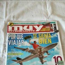 Coleccionismo de Revista Muy Interesante: REVISTA MUY INTERESANTE, Nº 411, AGOSTO 2015. Lote 92853750