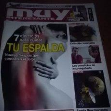 Coleccionismo de Revista Muy Interesante: REVISTA MUY INTERESANTE. 406. MARZO 2015. B5R. Lote 93385670
