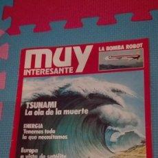 Collectionnisme de Magazine Muy Interesante: REVISTA Nº1 MUY INTERESANTE , NO REEDICION. LA ORIGNALPRACTICAMENTE NUEVA. Lote 93575645
