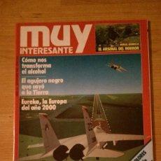 Coleccionismo de Revista Muy Interesante: REVISTA MUY INTERESANTE Nº 64 SEPTIEMBRE 1986. Lote 95901739