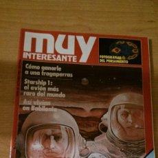 Coleccionismo de Revista Muy Interesante: REVISTA MUY INTERESANTE Nº 65 OCTUBRE 1986. Lote 95901771