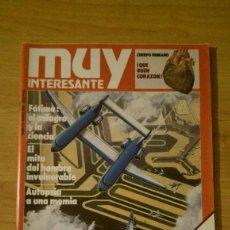 Coleccionismo de Revista Muy Interesante: REVISTA MUY INTERESANTE Nº 72 MAYO 1987. Lote 95902071