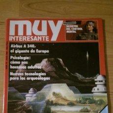 Coleccionismo de Revista Muy Interesante: REVISTA MUY INTERESANTE Nº 74 JULIO 1987. Lote 95902119