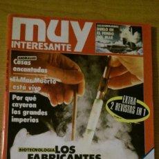 Coleccionismo de Revista Muy Interesante: REVISTA MUY INTERESANTE Nº 77 OCTUBRE 1987. Lote 95902303