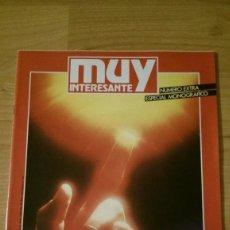 Coleccionismo de Revista Muy Interesante: REVISTA MUY INTERESANTE Nº 84 MAYO 1988 NÚMERO EXTRA ESPECIAL MONOGRÁFICO. Lote 95902427