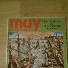 Coleccionismo de Revista Muy Interesante: REVISTA MUY INTERESANTE Nº 89 «EL SIGLO DE ORO». Lote 95902471