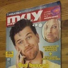 Coleccionismo de Revista Muy Interesante: REVISTA MUY INTERESANTE Nº375, 2012. TESLA. Lote 98815735
