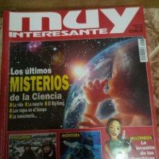 Coleccionismo de Revista Muy Interesante: REVISTA MUY INTERESANTE - Nº 197, OCTUBRE 1997 - SUMARIO EN FOTOS. Lote 99574051