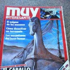Colecionismo da Revista Muy Interesante: MUY INTERESANTE -- Nº 73 - JUNIO 1987 --. Lote 100076591