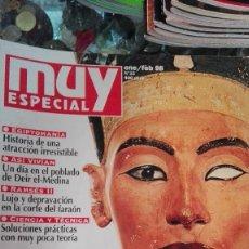 Coleccionismo de Revista Muy Interesante: 3 REVISTAS MUY . Lote 100624847