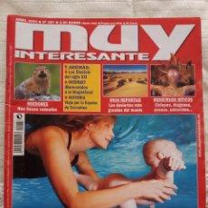 Coleccionismo de Revista Muy Interesante: MUY INTERESANTE -Nº 287 ABRIL 2005. Lote 102384303