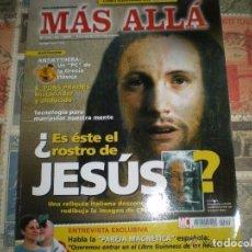 Coleccionismo de Revista Muy Interesante: MAS ALLA Nº 215 ¿ES ESTE EL ROSTRO DE JESUS ? ANTIKYTHERA UN PC DE GRECIA CLASICA TECNOLOGIA PARA MA. Lote 102701355