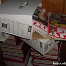 Coleccionismo de Revista Muy Interesante: 18 AÑOS DE REVISTA MUY INTERESANTE, 15 APROX.ENCUADERNADOS. AÑOS 80-2000. Lote 104905479