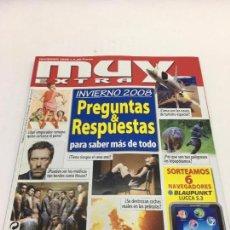 Coleccionismo de Revista Muy Interesante: REVISTA MUY EXTRA - INVIERNO 2008. Lote 108235851
