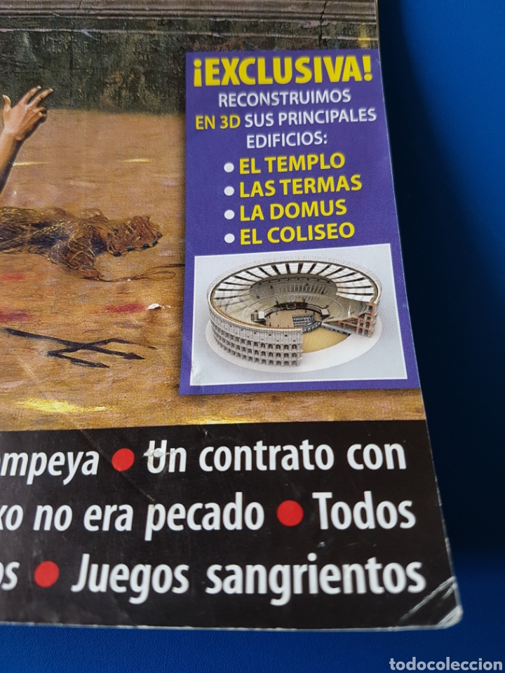 Coleccionismo de Revista Muy Interesante: REVISTA MUY HISTORIA N° 31 2010. EL ESPLENDOR DE ROMA. - Foto 3 - 146359993