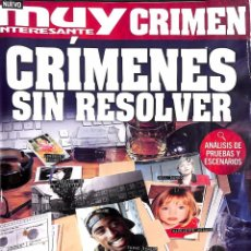 Coleccionismo de Revista Muy Interesante: MUY INTERESANTE CRIMEN N. 2 - CRIMENES SIN RESOLVER. Lote 112574791