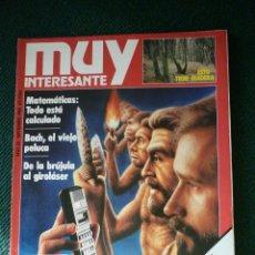 Coleccionismo de Revista Muy Interesante: REVISTA MUY INTERESANTE Nº 53. Lote 112897519