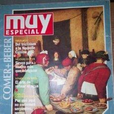 Coleccionismo de Revista Muy Interesante: REVISTA MUY ESPECIAL Nº 16. Lote 117264403